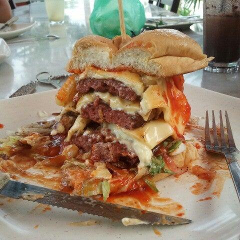 Photo taken at De Pauh Garden Restaurant & Cafe by ZuLazmi A. on 6/19/2012