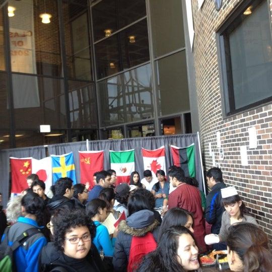 Photo prise au UIC Student Center East par Vishnu V. le4/4/2012