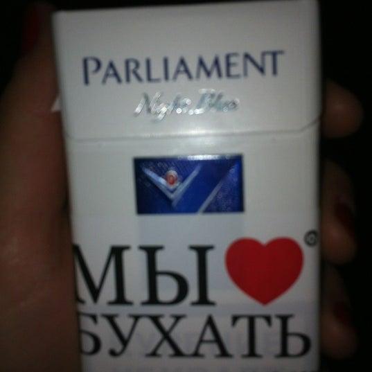 Снимок сделан в Ломоносов Бар пользователем Nastya E. 4/14/2012