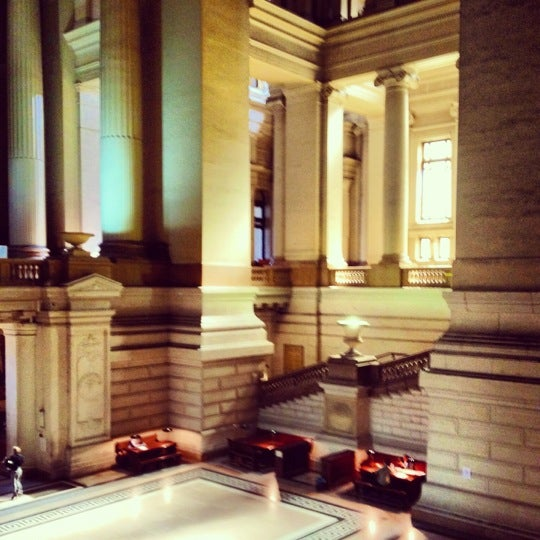 Photo taken at Palace of Justice by Charlotte on 8/30/2012