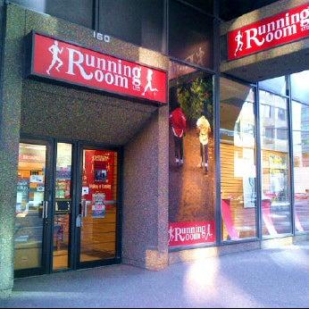 The Running Room Ottawa