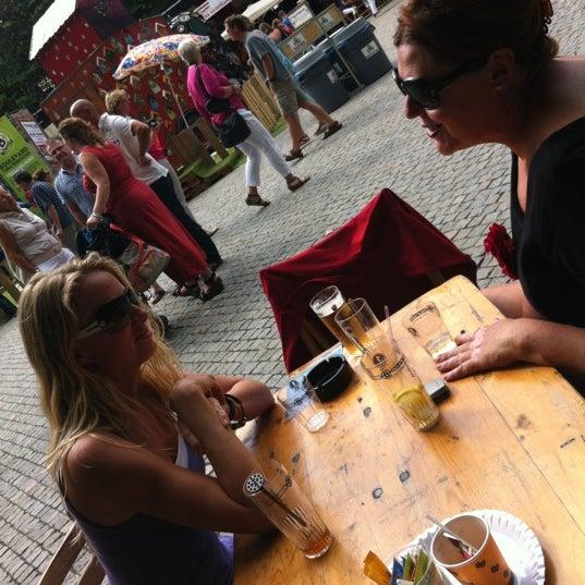 Photo taken at Festivalplein Theaterfestival Boulevard by Pien on 8/9/2012