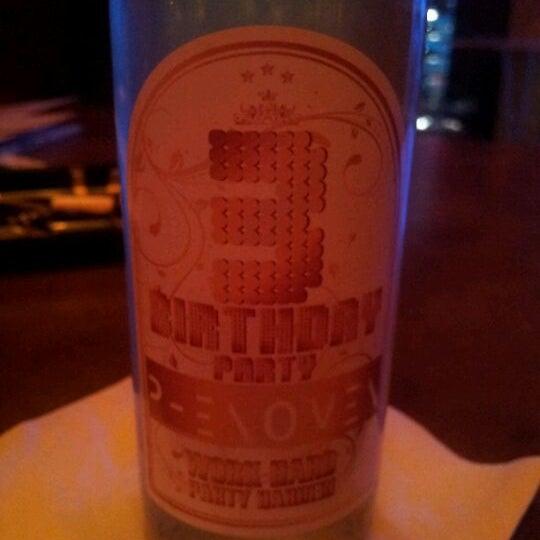 Снимок сделан в Music Bar Phenomen пользователем Julie S. 6/9/2012