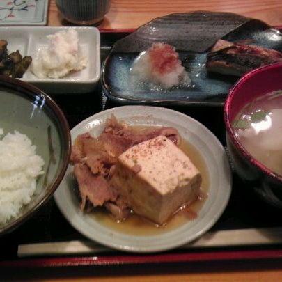 Photo taken at 上総屋 by GOGOGO! on 3/13/2012