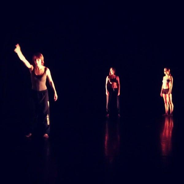 Photo taken at Boston University Dance Theater by KK A. on 5/5/2012