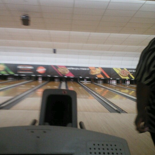 Photo taken at AMF All Star Lanes by Jakia D. on 6/19/2012