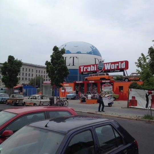 Das Foto wurde bei Trabi-Safari / Trabi-World von Takashi U. am 6/15/2012 aufgenommen