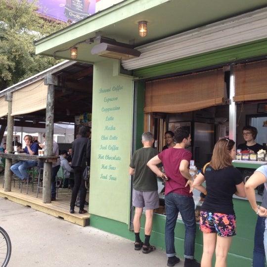 Photo taken at Jo's Coffee by Alex B. on 3/14/2012