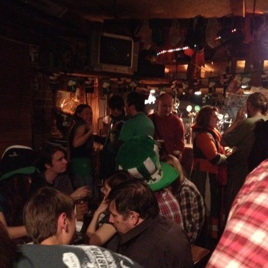 Снимок сделан в Белфаст / Belfast пользователем Alexander G. 3/17/2012