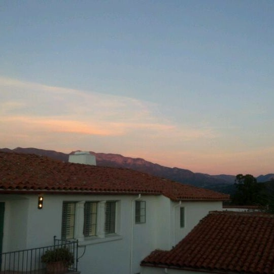 Photo taken at Ojai Valley Inn & Spa by Michael S. on 2/5/2012