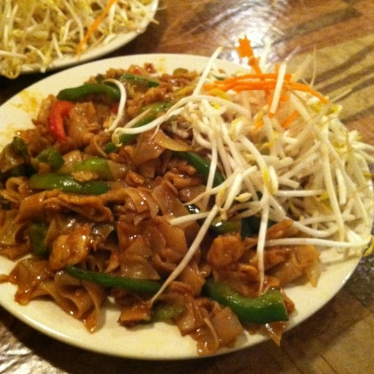 Find Thai Food Nearby