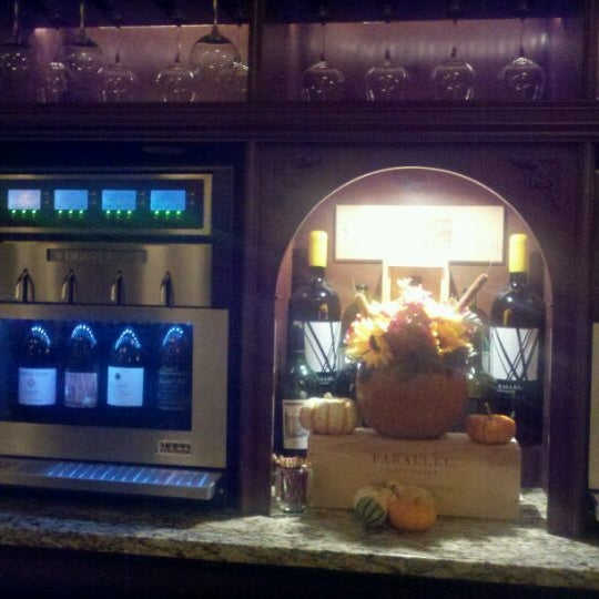 Photo taken at Parallel Wine Bistro by Jessica B. on 10/25/2011