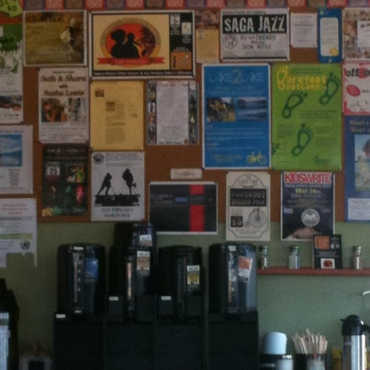 Photo taken at Java Jive by Jayson U. on 3/25/2011
