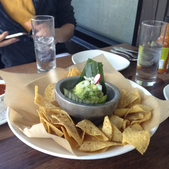 Photo taken at Frontera Grill by Zachary F. on 8/15/2012