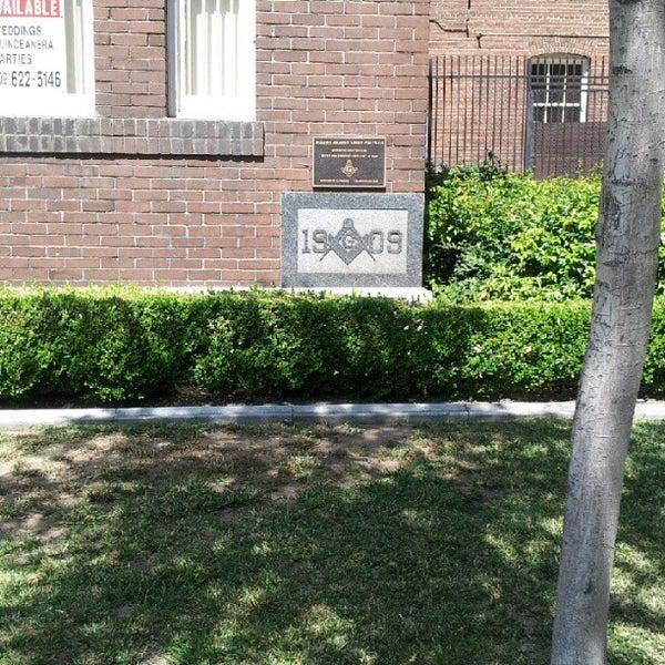 Masonic Temple Building Denver Colorado: Pomona Masonic Lodge