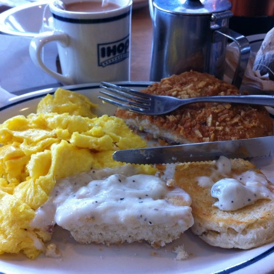 Photo taken at IHOP by Chrissi F. on 4/10/2012