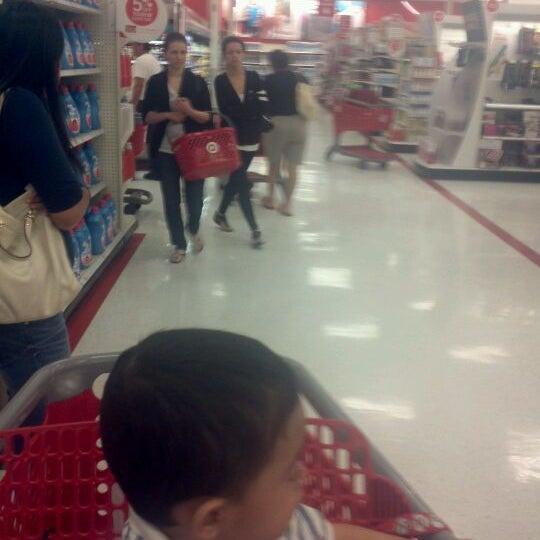 Photo taken at Target by Richie R. on 10/22/2011