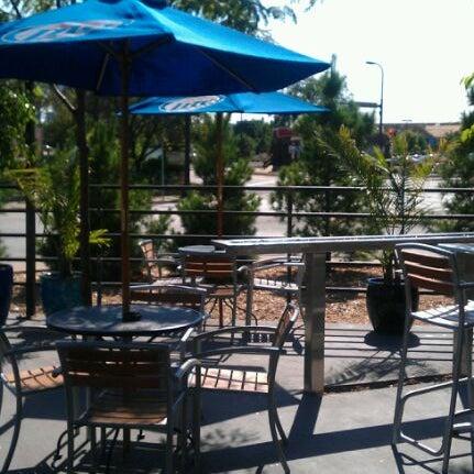 Photo taken at Lush Food Bar by Michael L. on 8/19/2011