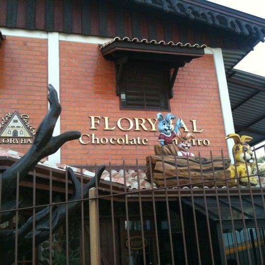 Photo taken at Florybal Chocolates by Thiago N. on 8/6/2012