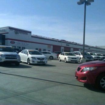 Photo Taken At AutoNation Toyota Las Vegas By Fransisca Melania S. On 4/30