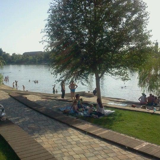 Foto tomada en Kopaszi-gát por Attila S. el 6/30/2012
