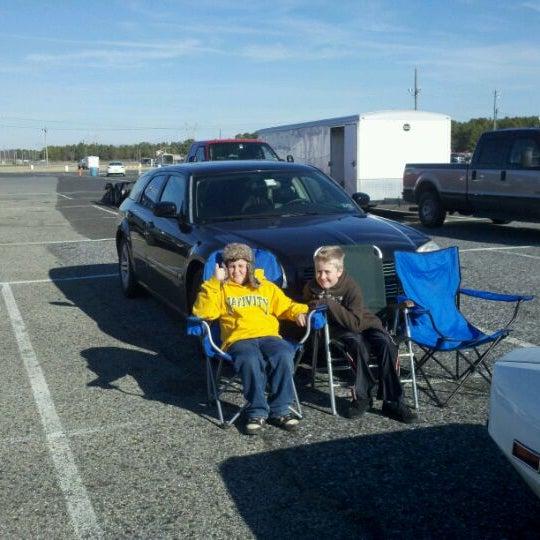 Photo taken at Atco Raceway by Pete M. on 11/19/2011