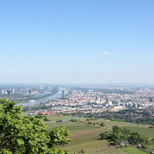 Photo taken at Kahlenberg by Carolina on 5/8/2012
