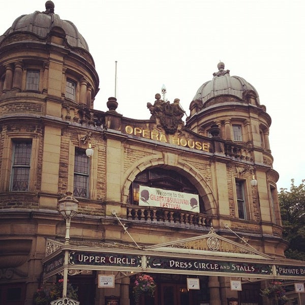 Photo taken at Buxton Opera House by B P. on 7/31/2012