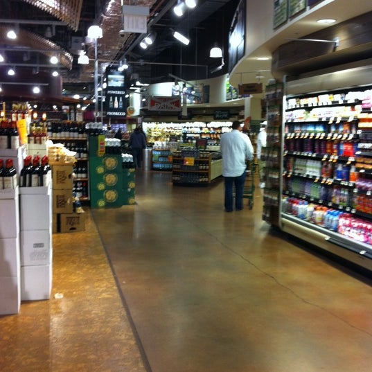 Photo taken at Whole Foods Market by Marti G. on 5/3/2011