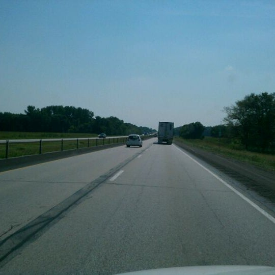 Photo taken at I-35 by Chase J. on 8/31/2011