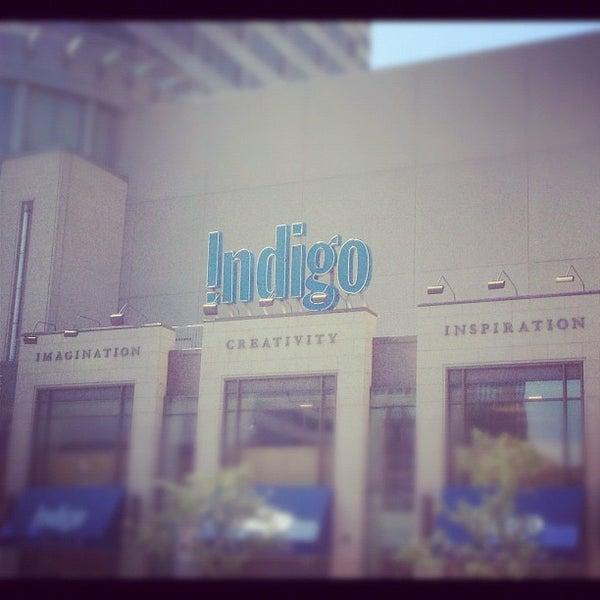Photo taken at Indigo by Shadi S. on 8/26/2012
