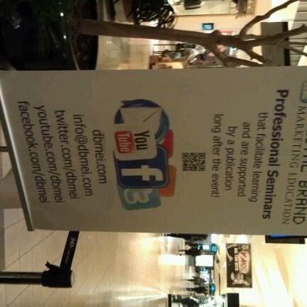 Photo taken at Walt Whitman Shops by TimelessLisa M. on 1/25/2012