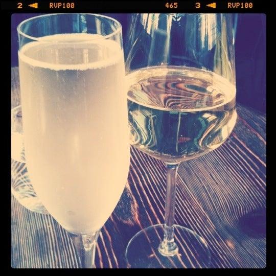 Kensington Wine Rooms Menu