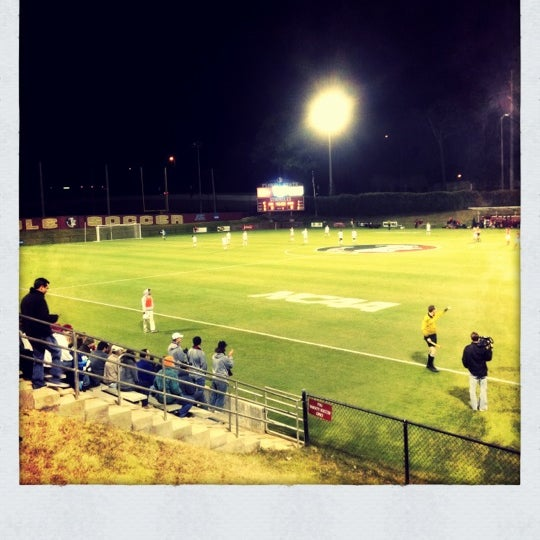 Photo taken at The Seminole Soccer Complex by Gerard M. on 11/12/2011