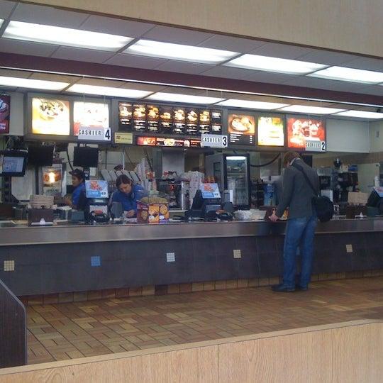 Photo taken at McDonald's by Tatyana S. on 1/8/2012