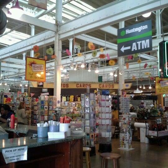 Photo taken at North Market by Adam D. on 5/16/2012