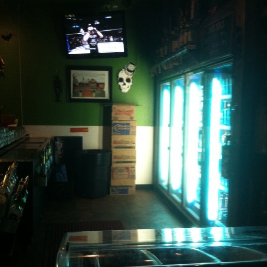 Photo taken at Yucca Tap Room by Stephanie M. on 10/7/2011