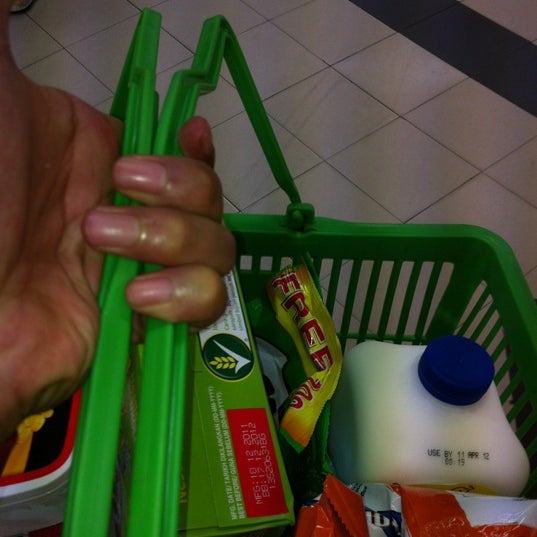 Photo taken at NTUC FairPrice by Ahmad F. on 4/2/2012