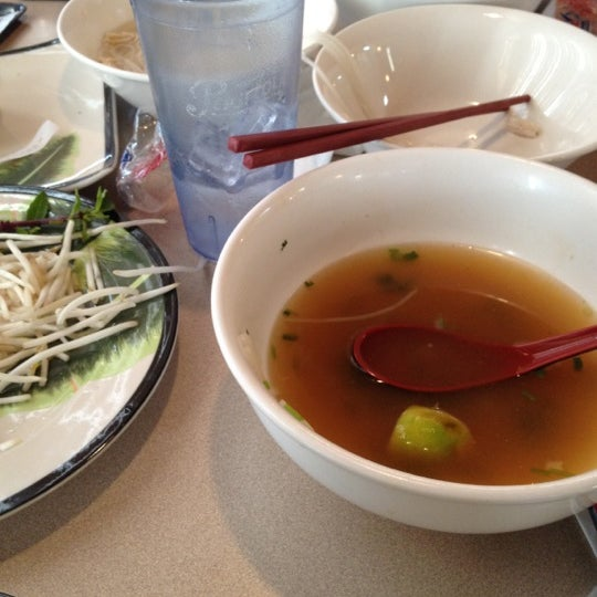 Photo taken at Phở Việt & Café by Nate W. on 8/24/2012
