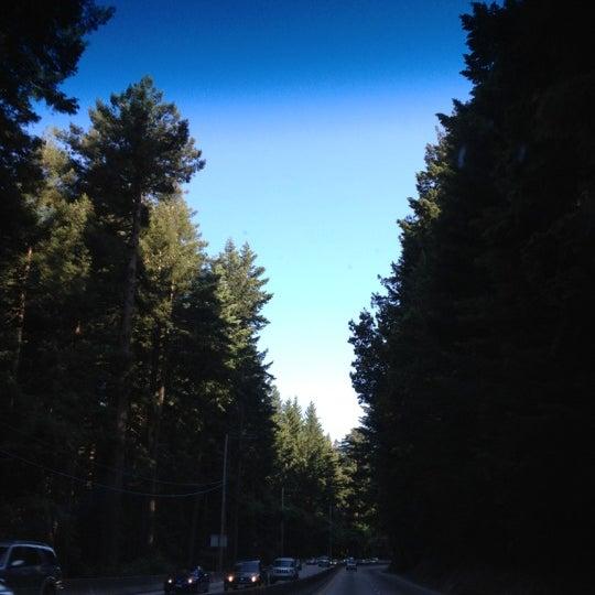 Photo taken at Santa Cruz Mountains by Kalpita S. on 5/29/2012