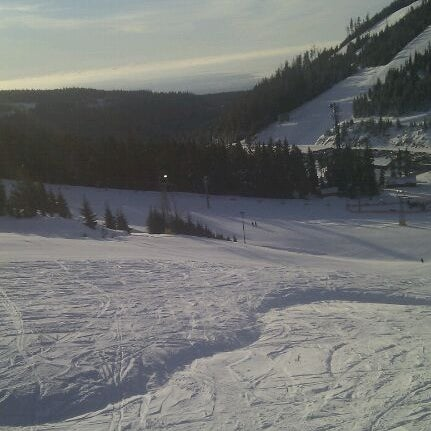 Photo taken at Cypress Mountain Ski Area by Cang S. on 12/4/2011