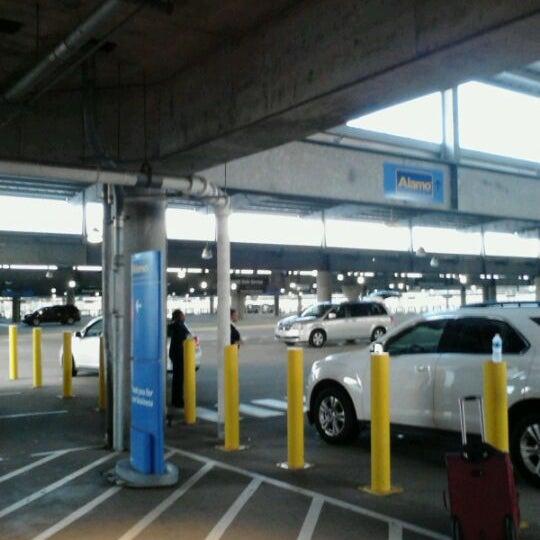 Location Of Car Rental At Bush Intercontinental Airport