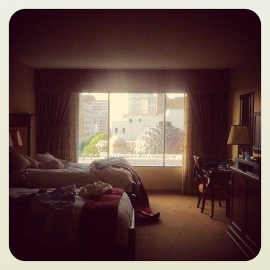 Photo taken at The Worthington Renaissance Fort Worth Hotel by Massimo B. on 6/7/2012