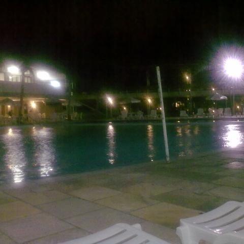 Foto tirada no(a) Tropical Hotel Tambaú por Tiago B. em 4/11/2012