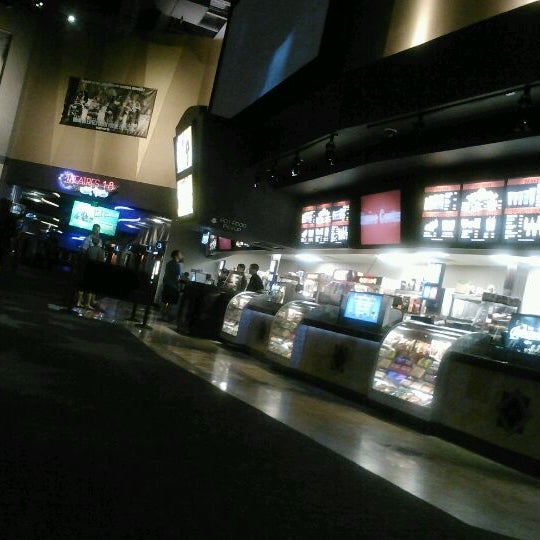 Photo taken at Harkins Theatres Tempe Marketplace 16 by manuel c. on 4/18/2012