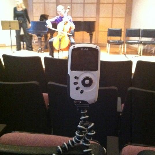 Photo taken at Hochstein School of Music & Dance by Joel R. on 1/22/2012