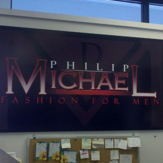 Photo Taken At Philip Michael Fashion For Men By Markus Flyyboi S On 12
