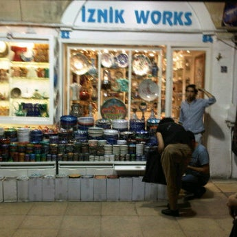 Photo prise au Iznik Works par sercan b. le8/9/2011
