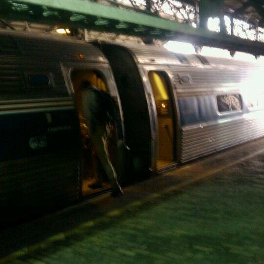 Photo taken at Amtrak: Harrisburg Transportation Center (HAR) by Ken E. on 8/19/2011