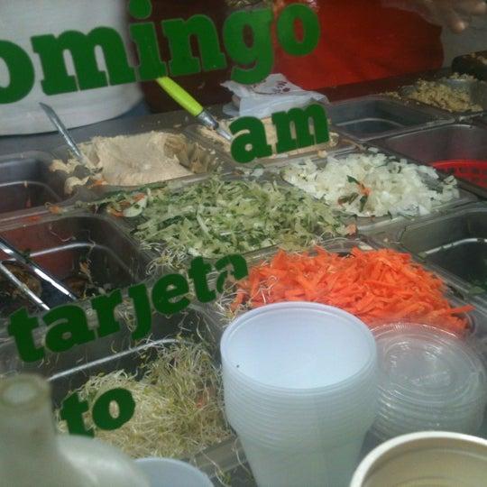 Foto tomada en Falafelito por Mauricio S. el 7/27/2012